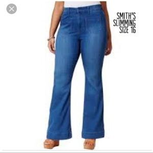 """SMITH Jeans - """"SLIMMING"""" Jeans by SMITH Plus Size 16 NWT♥️"""
